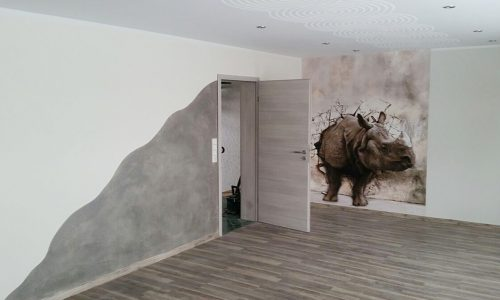 Kreative Innenraumgestaltung